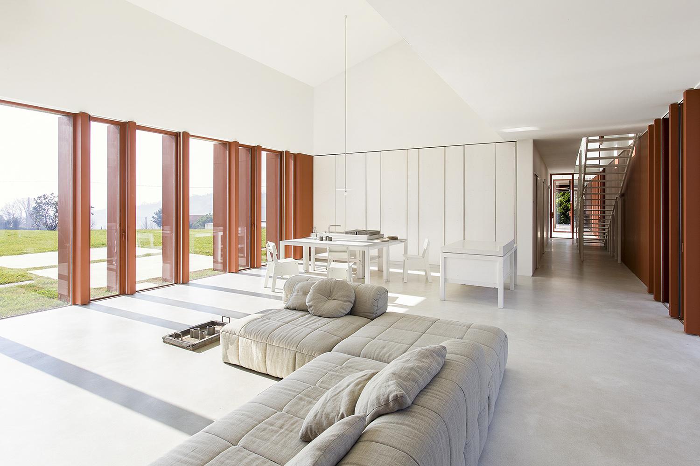 living area Roberto Piccinni