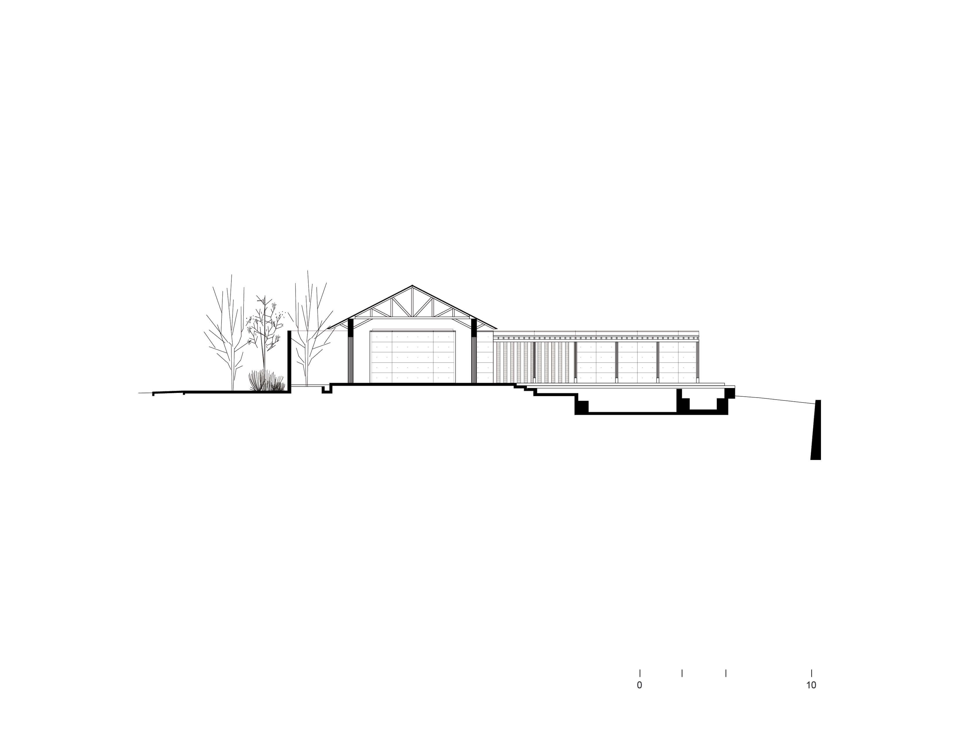 Section 01 Bernardo Quinzaños, Ignacio Urquiza, Centro de Colaboración Arquitectónica}