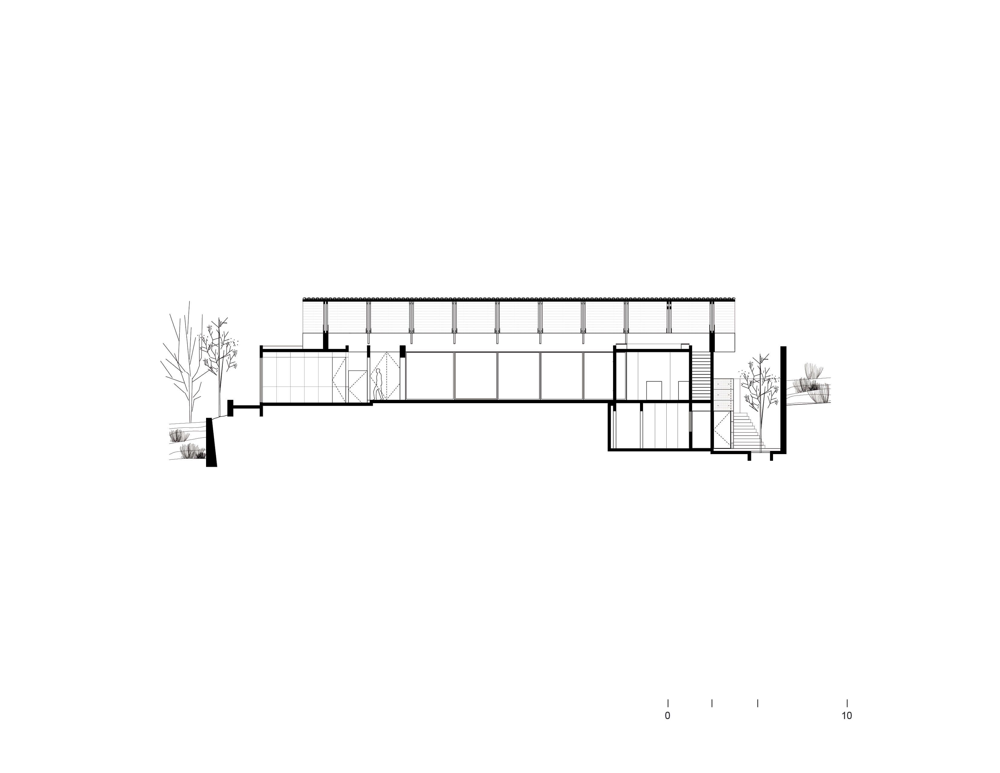 Section 02 Bernardo Quinzaños, Ignacio Urquiza, Centro de Colaboración Arquitectónica}