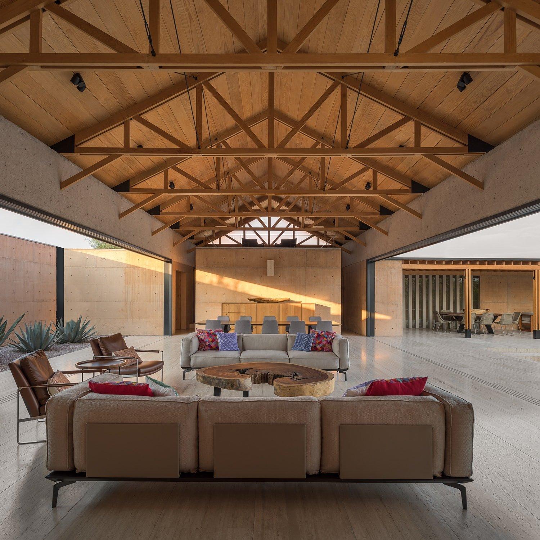 Interior View - Living Room LGM Studio