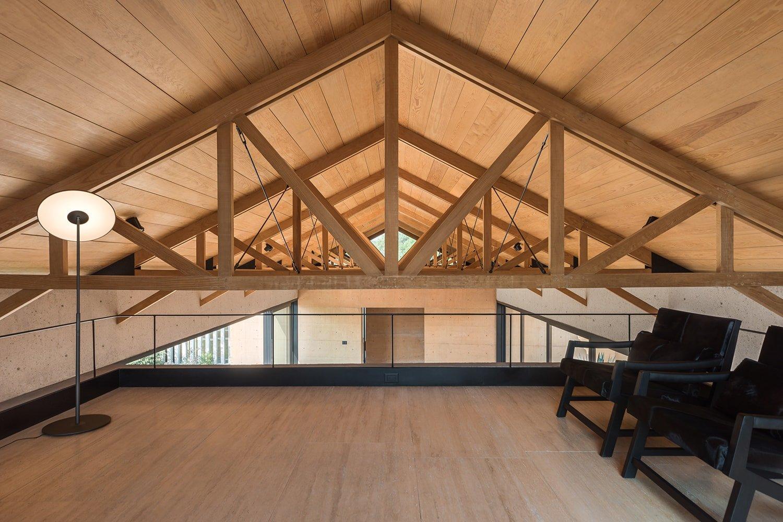 Interior View - Mezzanine LGM Studio