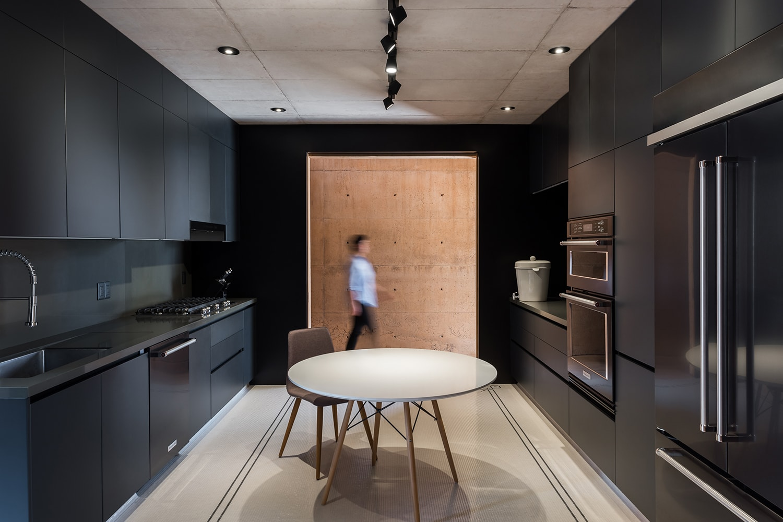 Interior View - Kitchen LGM Studio