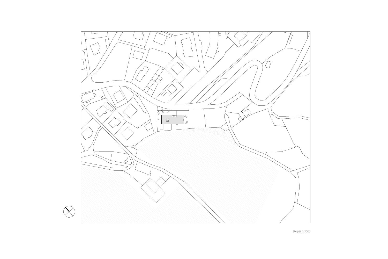 Site plan studio raro}