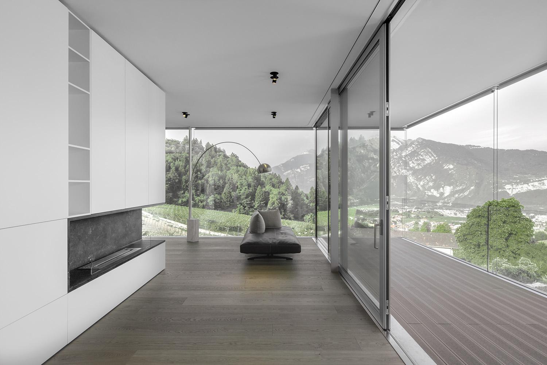 Living room Gustav Willeit