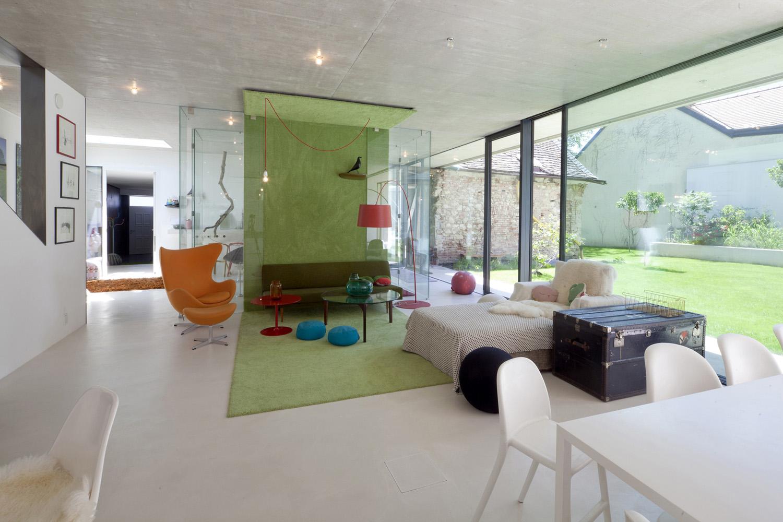 living room photographer: rois&stubenrauch