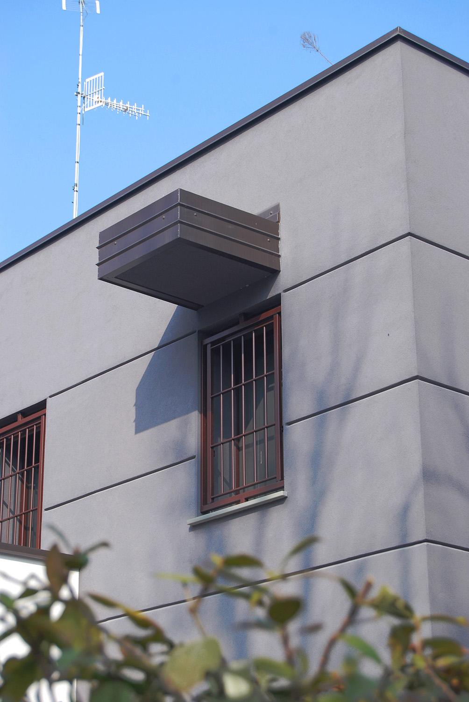 Progetto realizzato_Foto_Esterni_Dettagli photo © 2019 by GBA Studio srl / Gianluca Brini - Architetto Bologna - Via Andrea Costa 202/2 http://www.gbastudio.it/