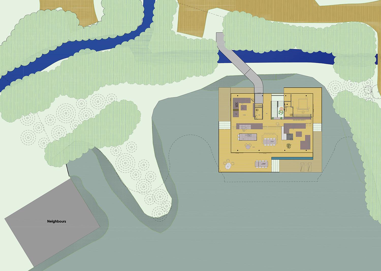 Site Plan Mecanoo}