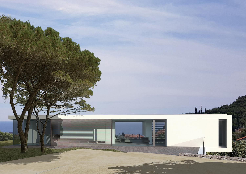 VILLA F-RENDERING-04 ing. arch. Andrea Barla – arch. Antonio Bettuelli