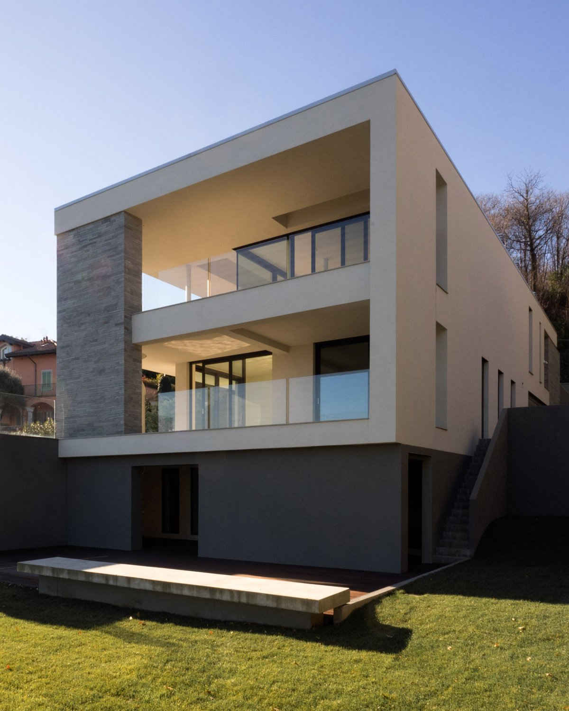 p+f_villa, external view giulio ghirardi