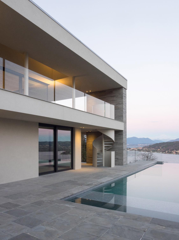 p+f_villa, the pool giulio ghirardi