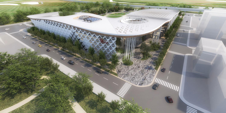 bird view J.A.Chen Architects & Associates