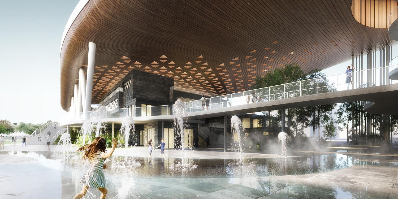 natural garden J.A.Chen Architects & Associates