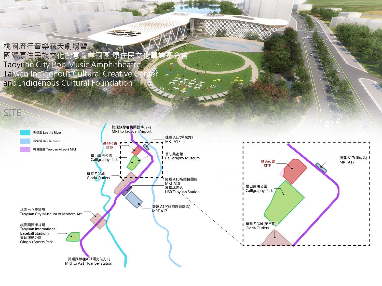 site J.A.Chen Architects & Associates}