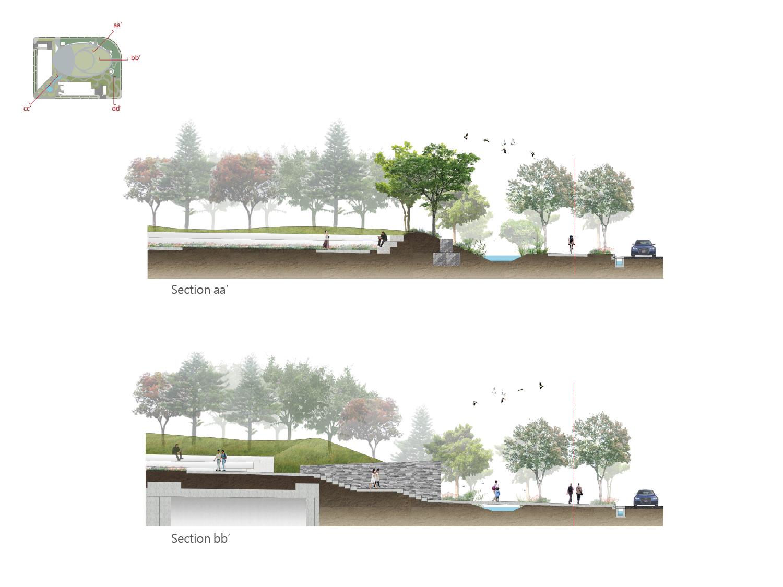 landscape J.A.Chen Architects & Associates}