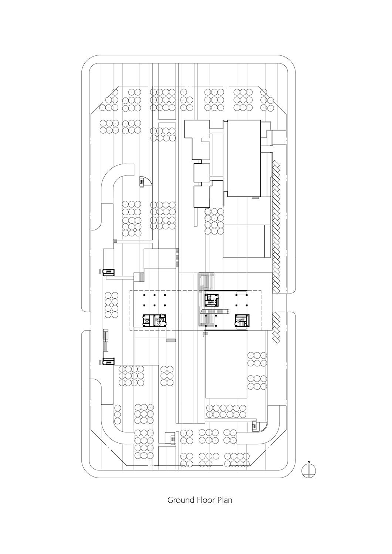 Ground Floor Plan Studio A+}