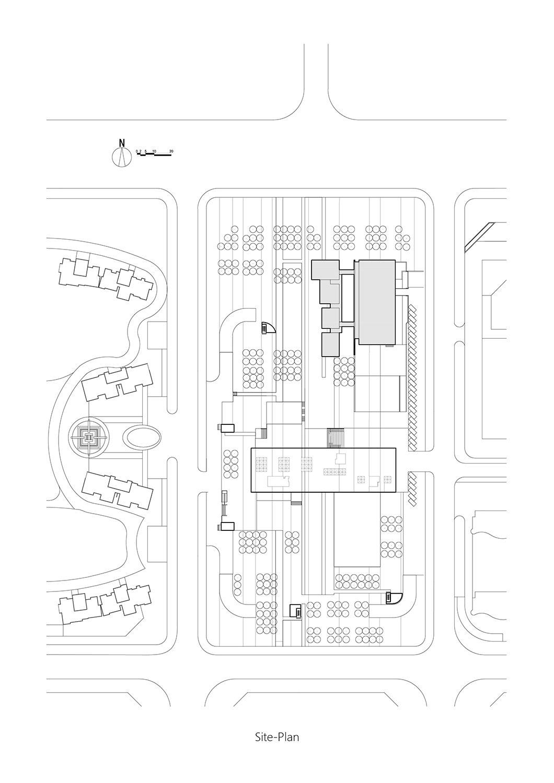 Site Plan Studio A+}