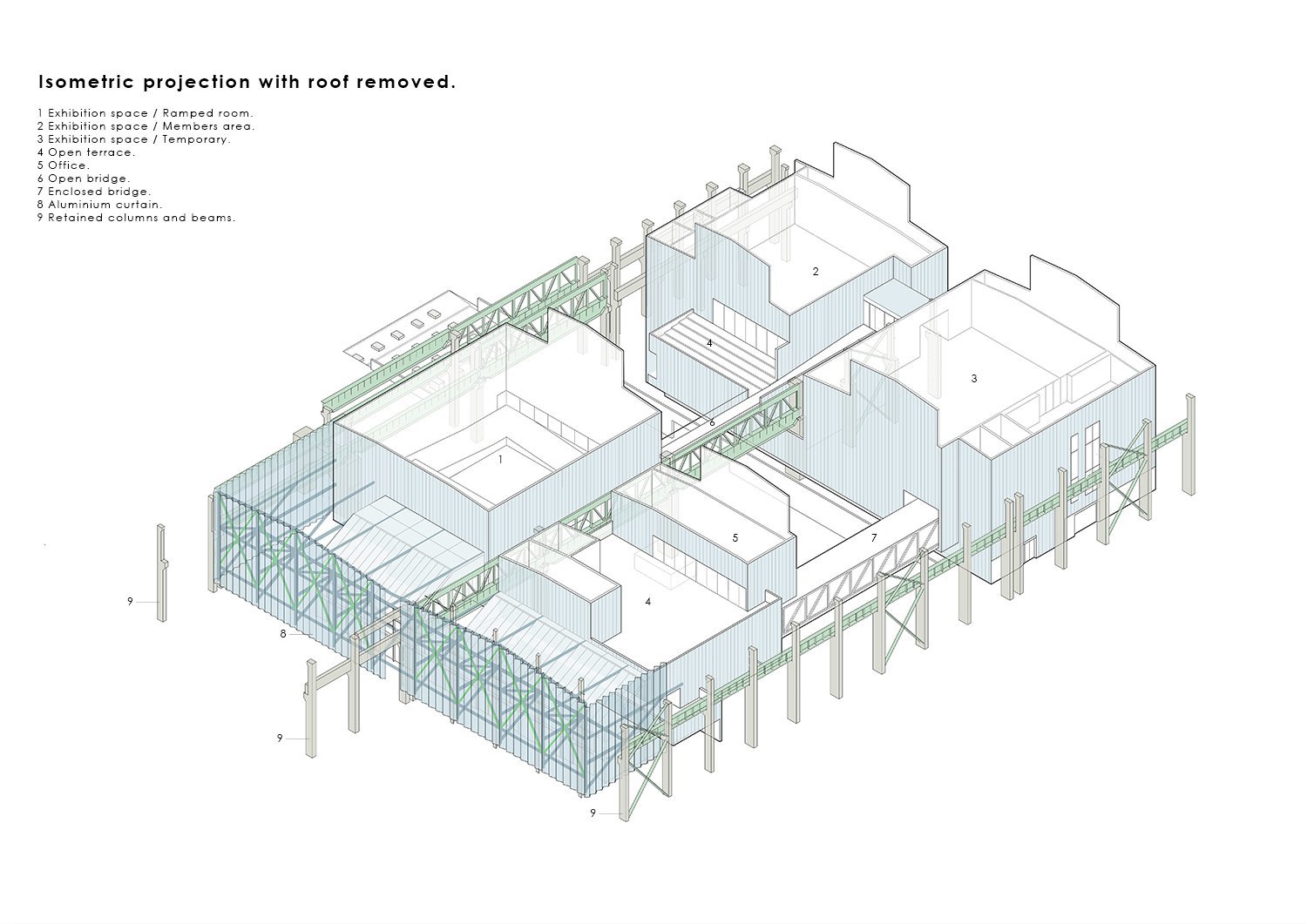 Isometric Projection - new interventions WallaceLiu}