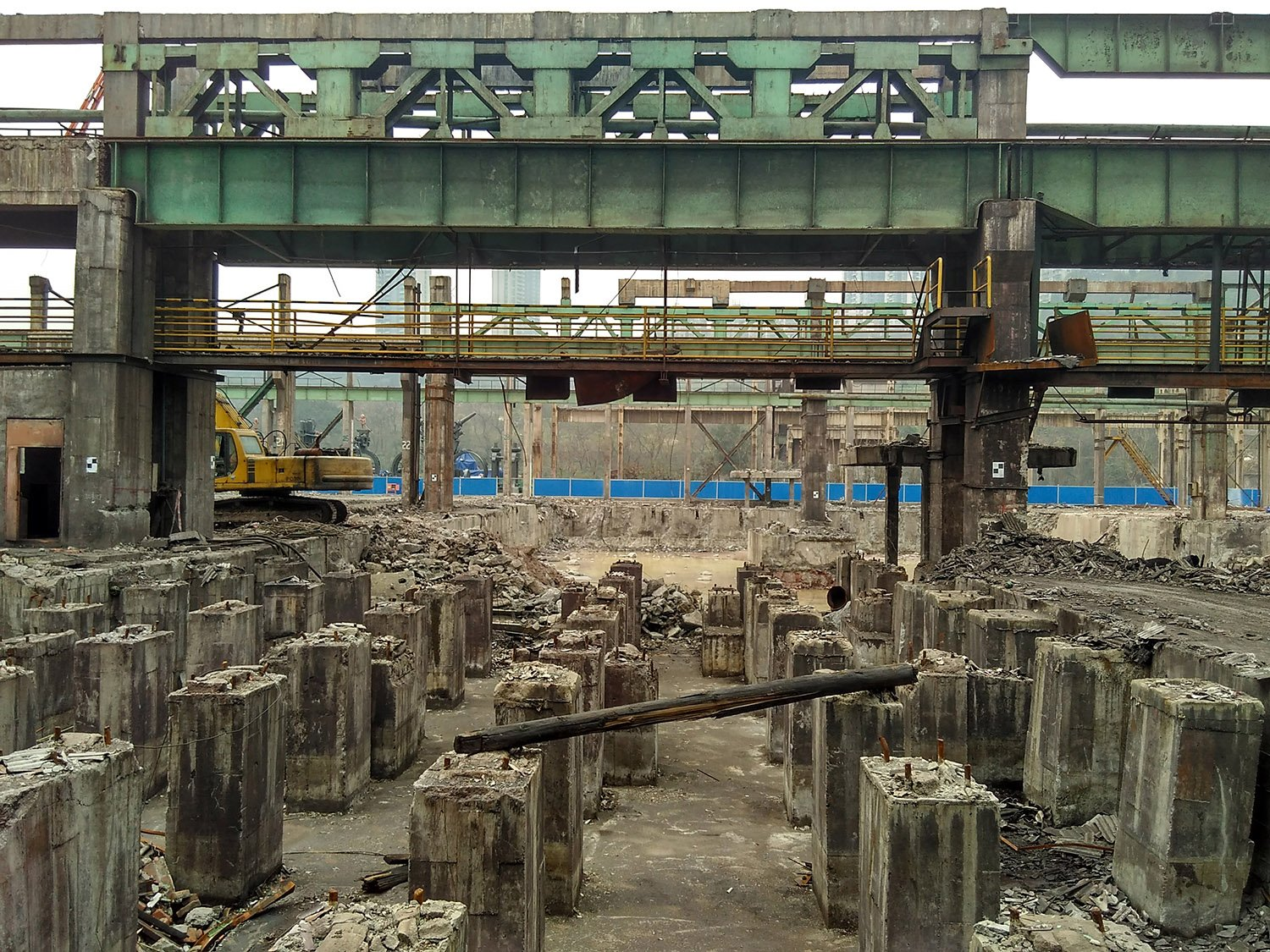 Remaining structures of the old factory WallaceLiu}