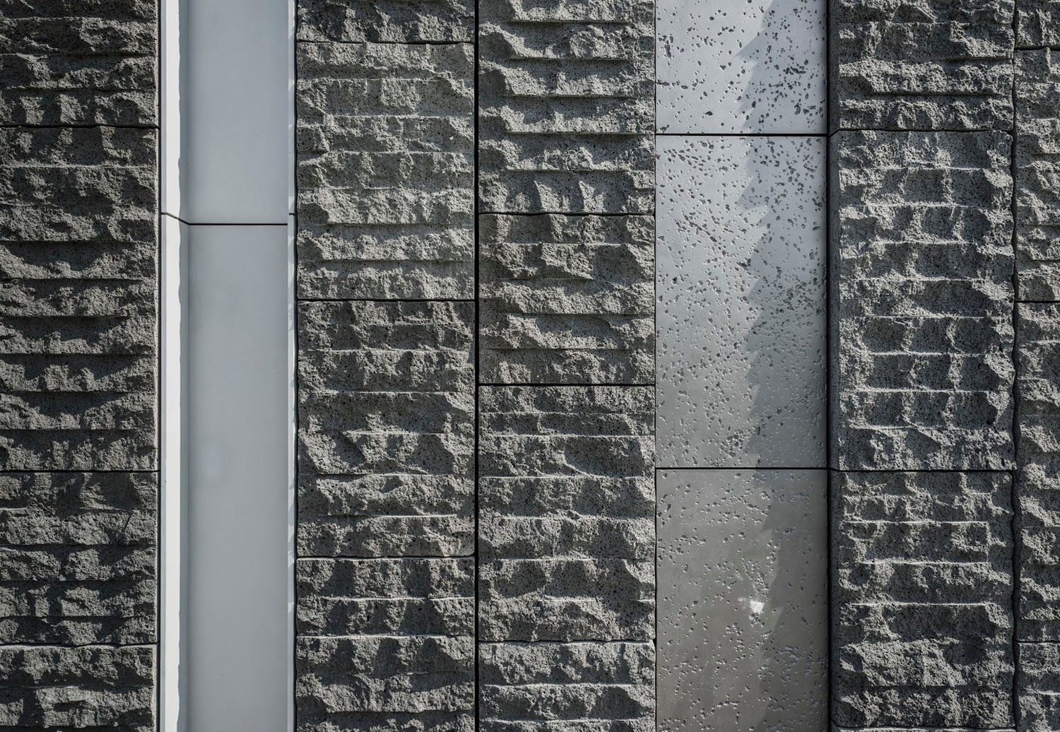 Texture of the Facade Shawn Liu Studio