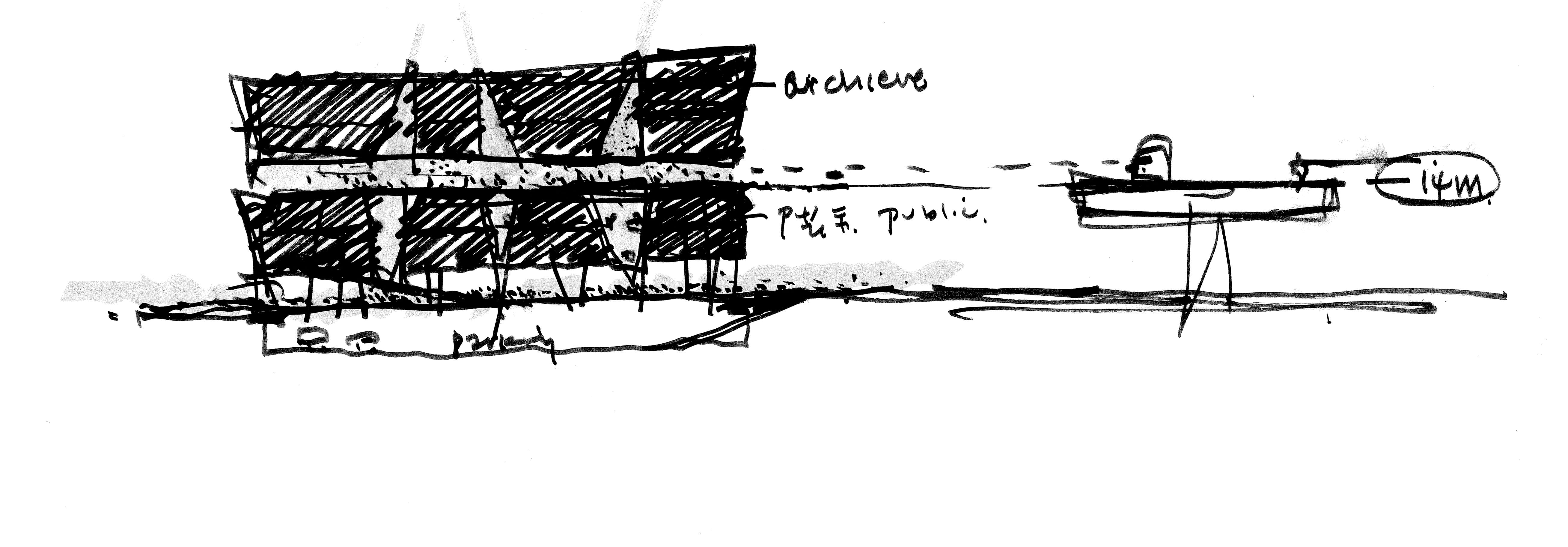 Concept Sketch KRIS YAO | ARTECH}