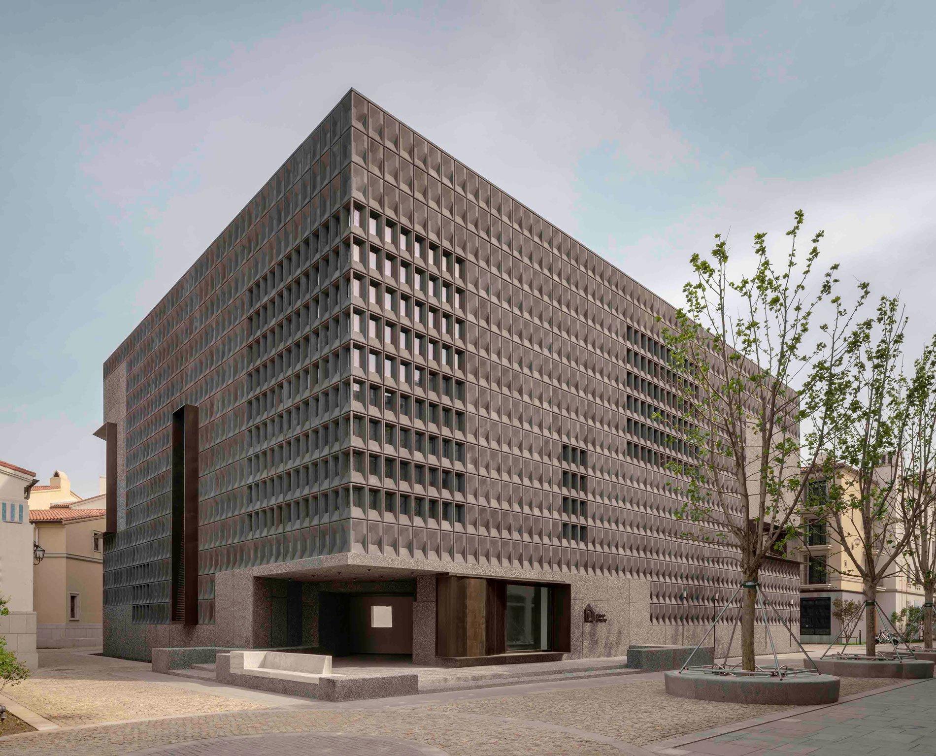 Aranya Art Center Designed by Neri&Hu Pedro Pegenaute