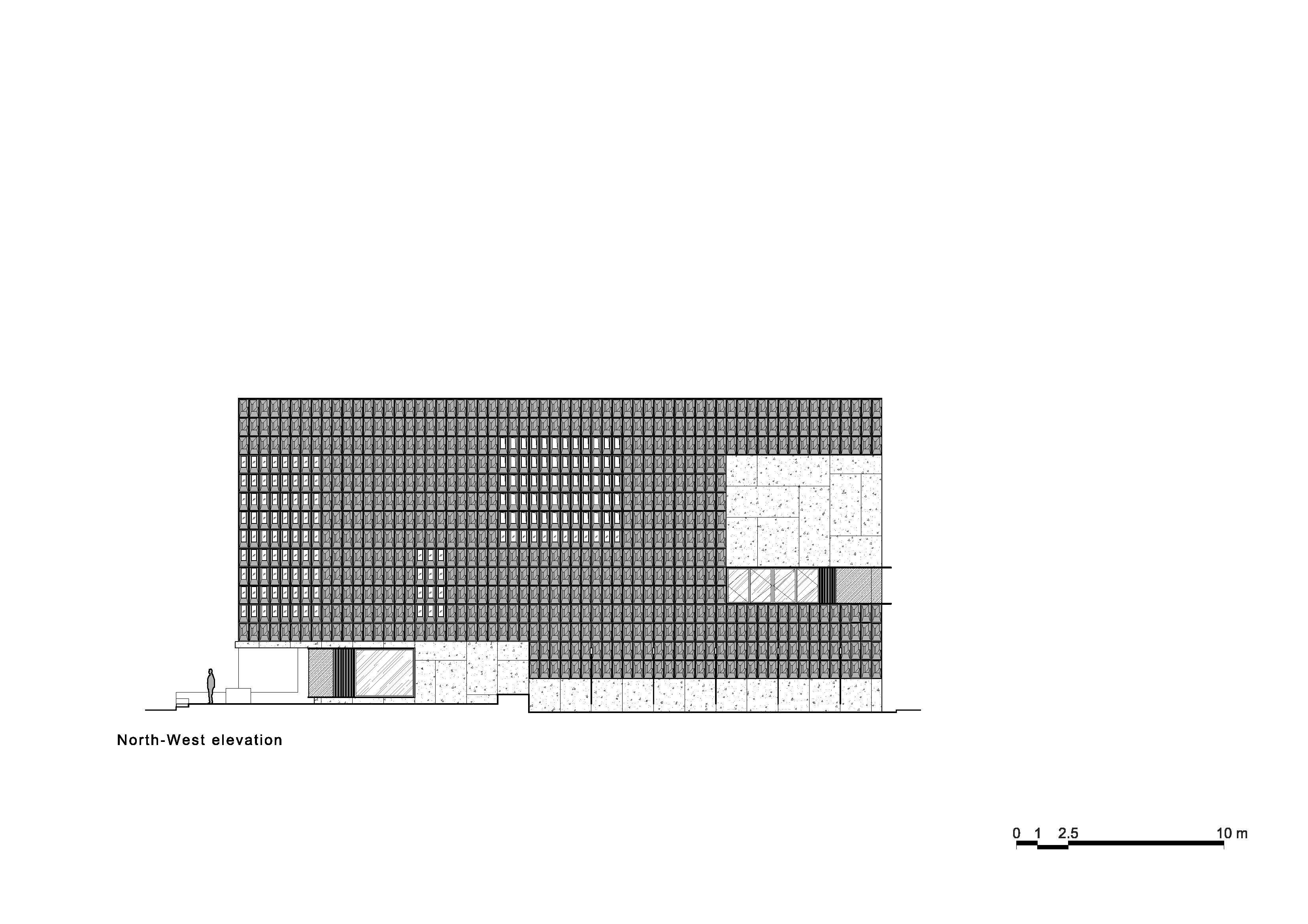 Aranya Art Center Drawings Neri&Hu Design and Research Office}