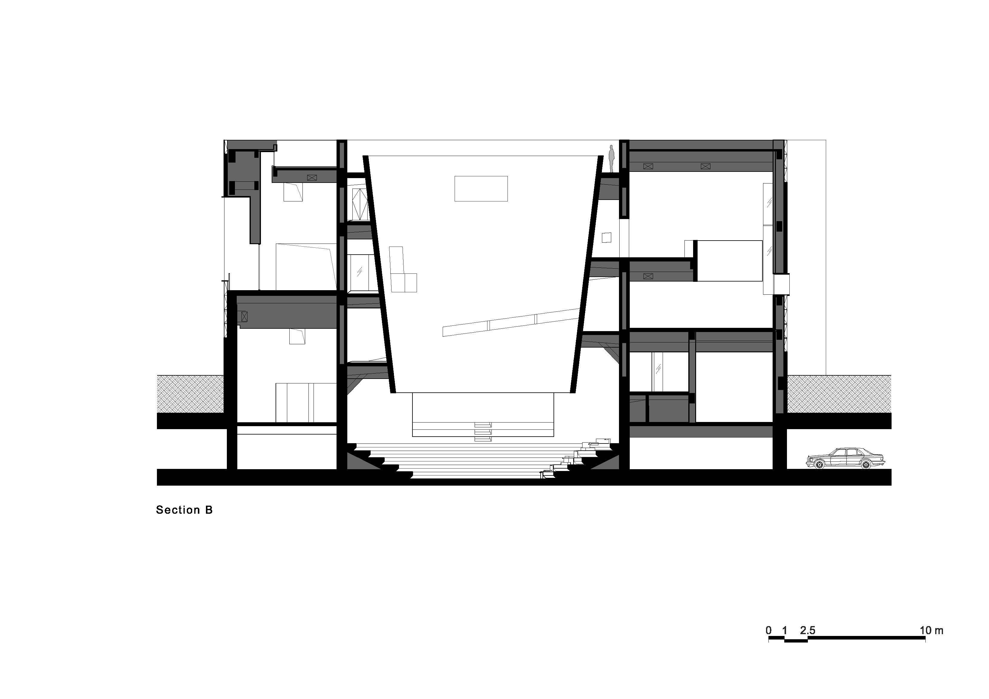 Aranya Art Center Drawings Neri&Hu}