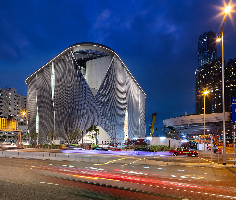 Hong Kong City La Tour De Peilz Revery Architecture Inc Xiqu Centre Prestigious New Home For Traditional Chinese Opera