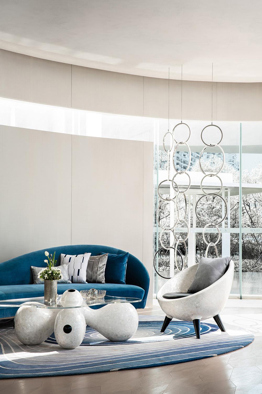 VIP area Harmony World Consultant & Design