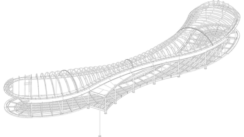 Keel structure gad · line+ studio}