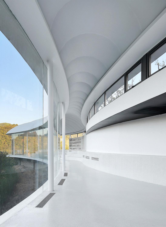 Interior detailed view Xiaowen Jin