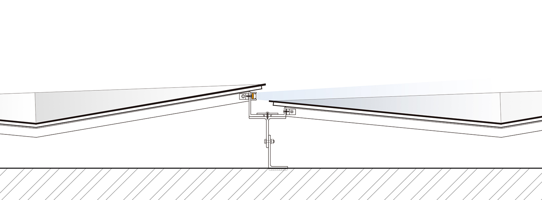 Curtain wall node gad · line+ studio}