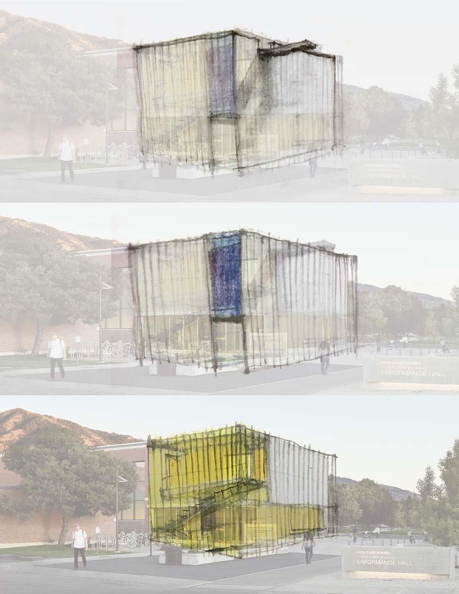 Preliminary Transparencies Sparano + Mooney Architecture}