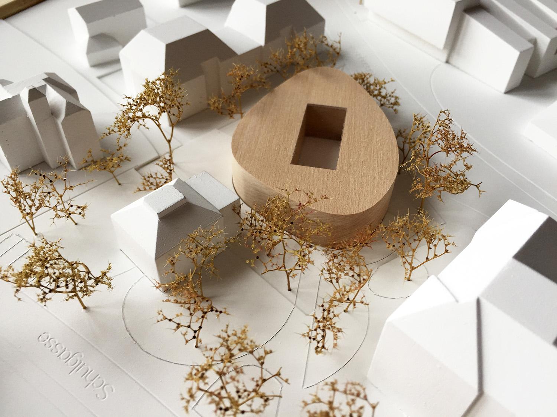 Model Photo Dietrich | Untertrifaller Architekten ZT GmbH}