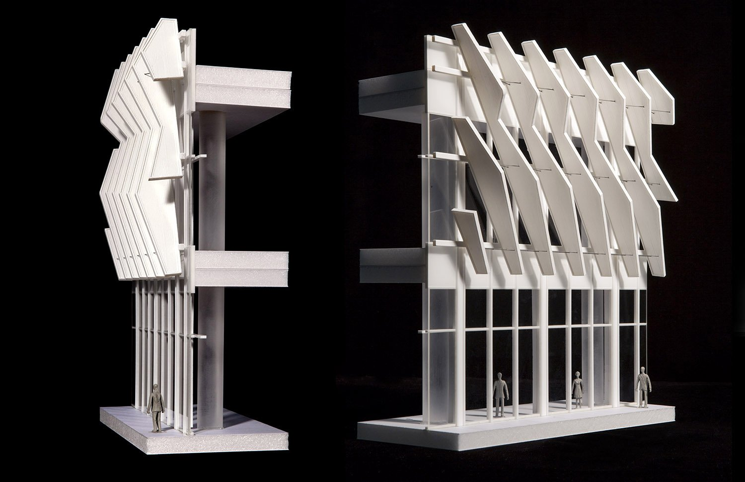 STUDY MODELS Fentress Architects}