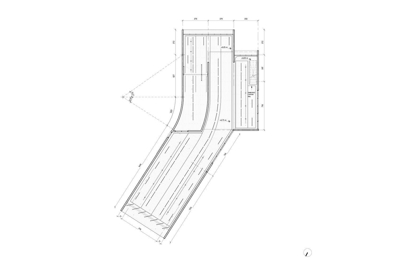 Main Floor Reflected Ceiling Plan (Construction) nav_s baerbel mueller + Juergen Strohmayer}