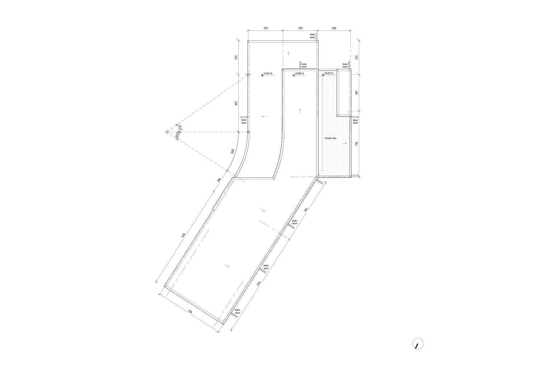 Roof Plan (Construction) nav_s baerbel mueller + Juergen Strohmayer}