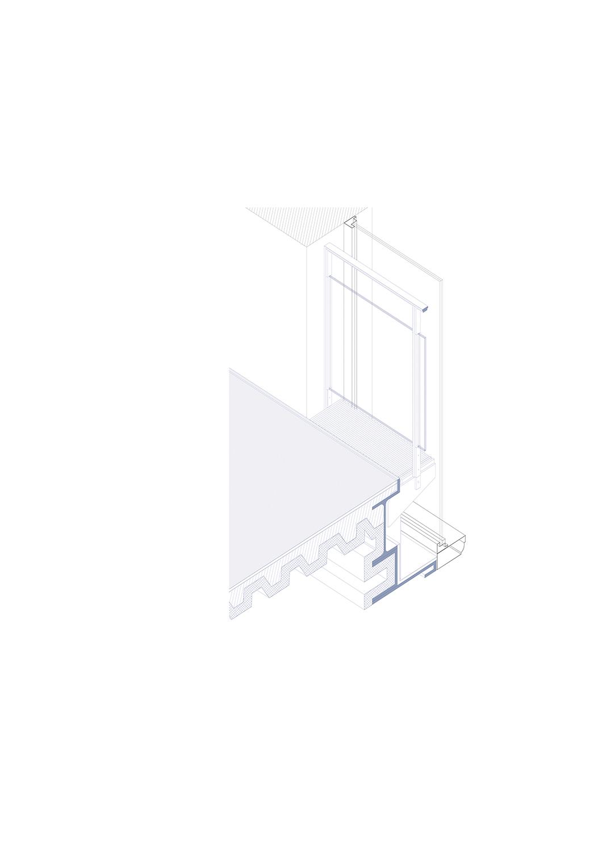 Detail 6, mezzanine edge along window h2o architectes}