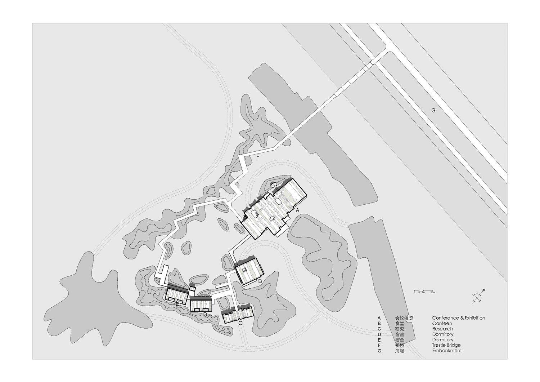 Site Plan Atelier Z+}