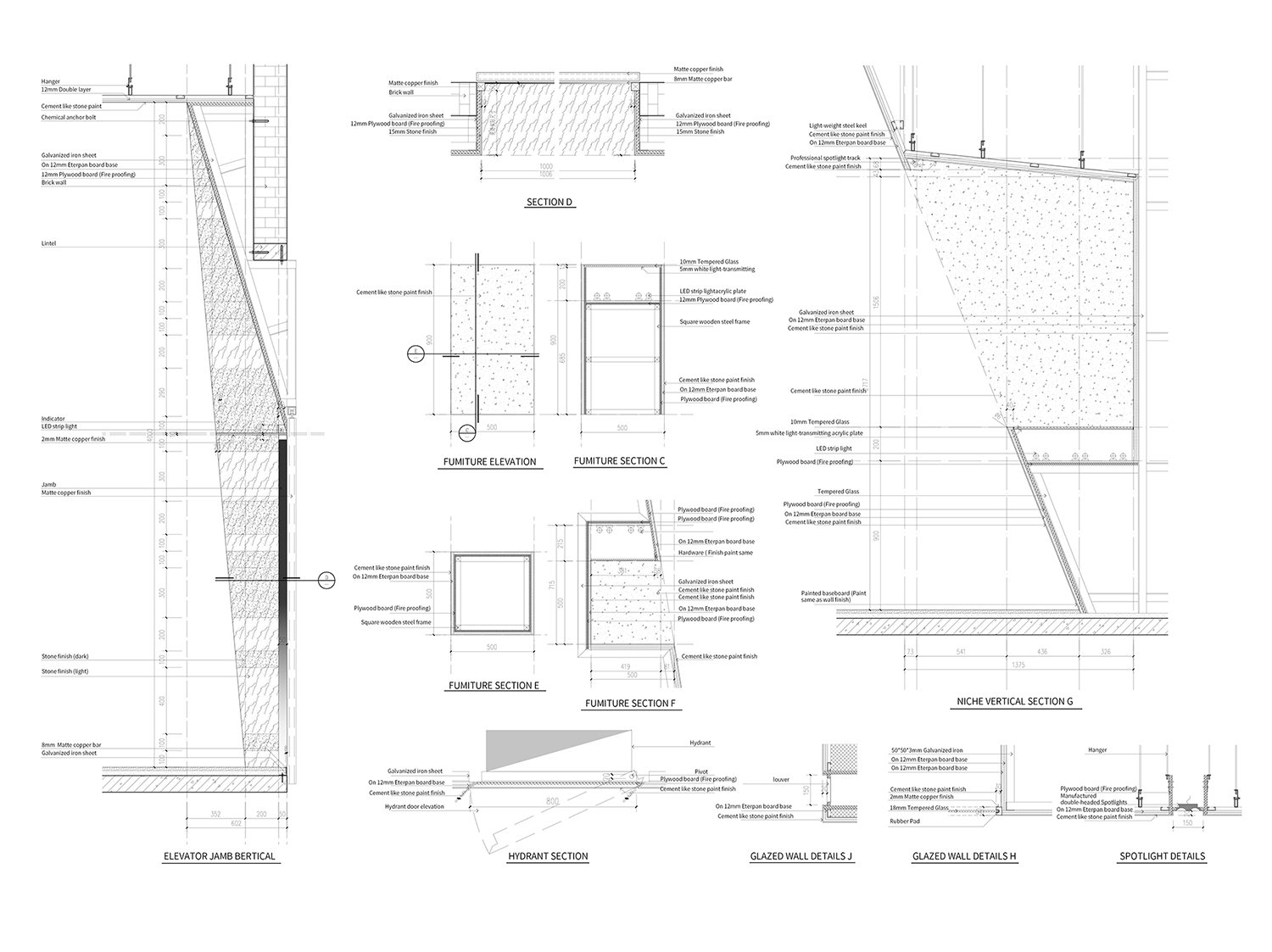 Construction Detail Atelier Alter Architects}