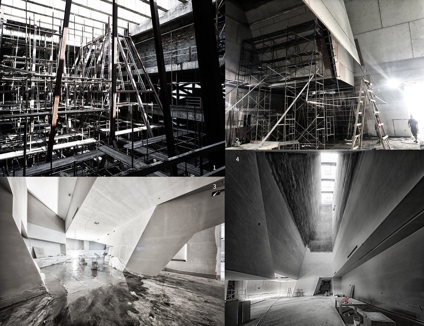 Photo of Construction Site Atelier Alter Architects}