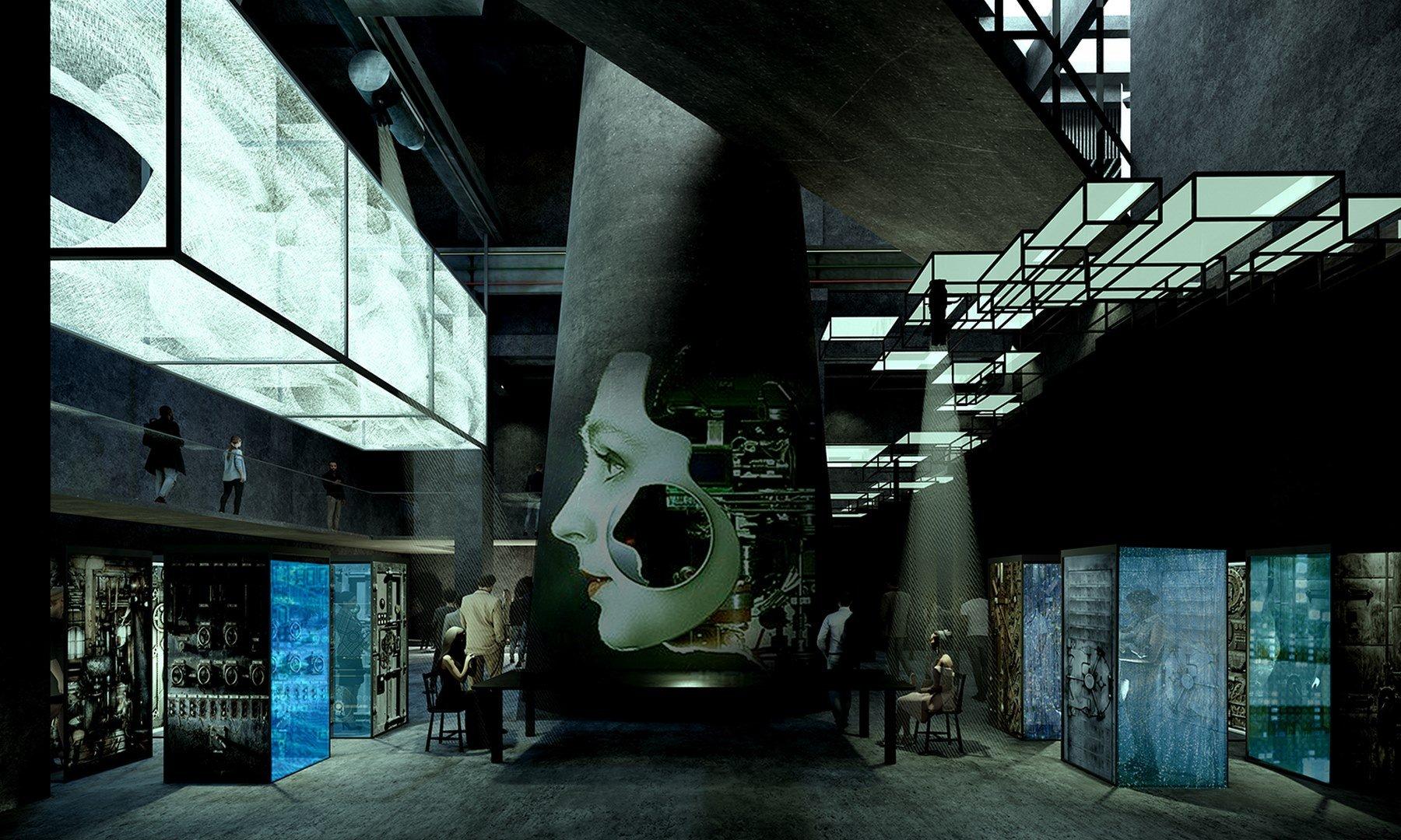Speaking Box Atelier Alter Architects