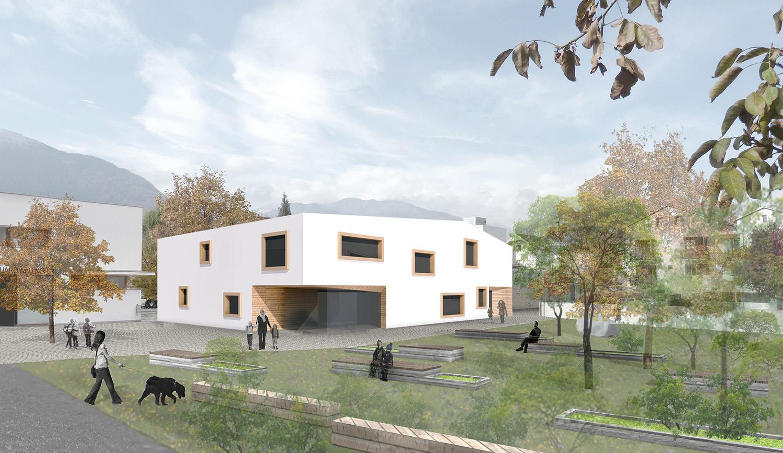 Render Roland Baldi architects}