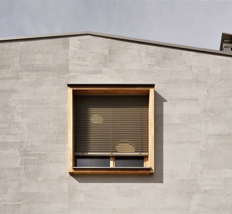 Dettaglio finestra Oskar Da Riz