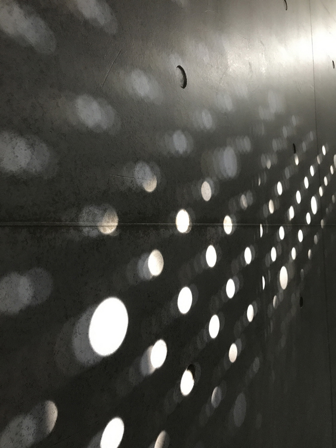 Stunning images of numerous moving light dots Kuo Chien Shen