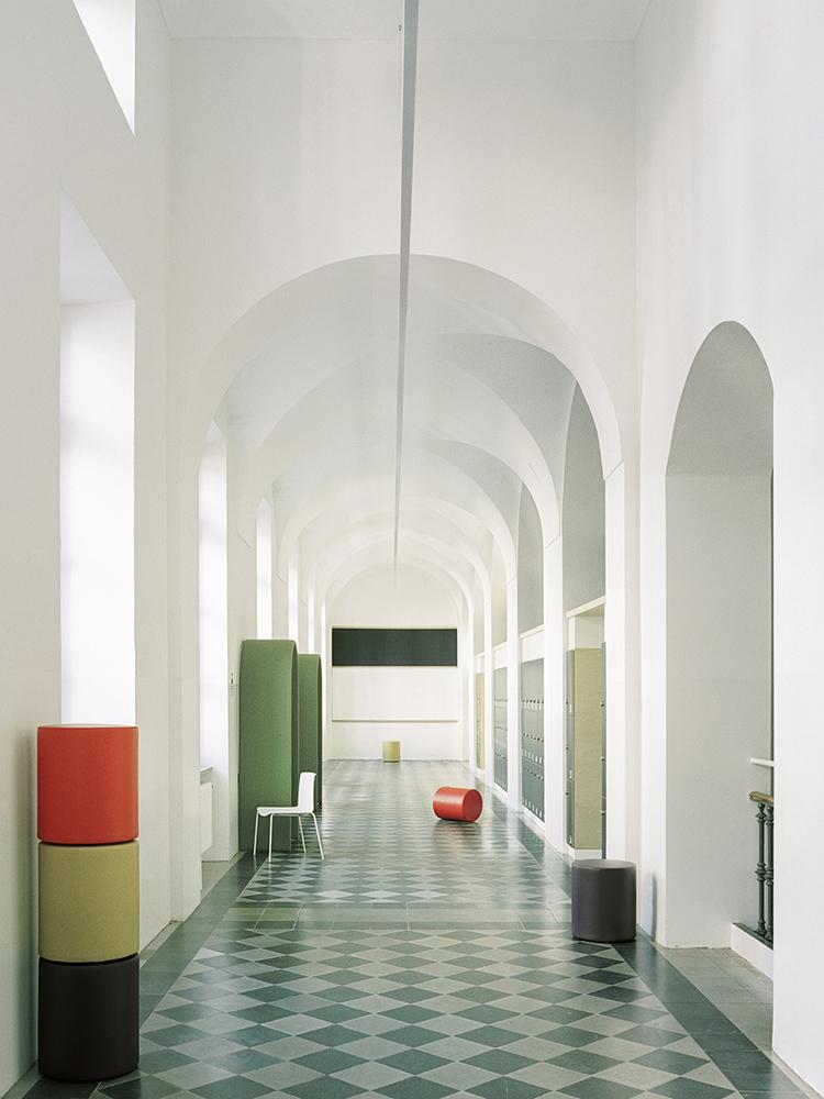 Corridoio Simone Bossi
