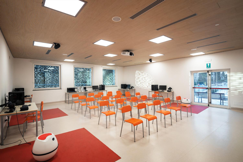 Laboratorio multimediale Andrea Zanchi