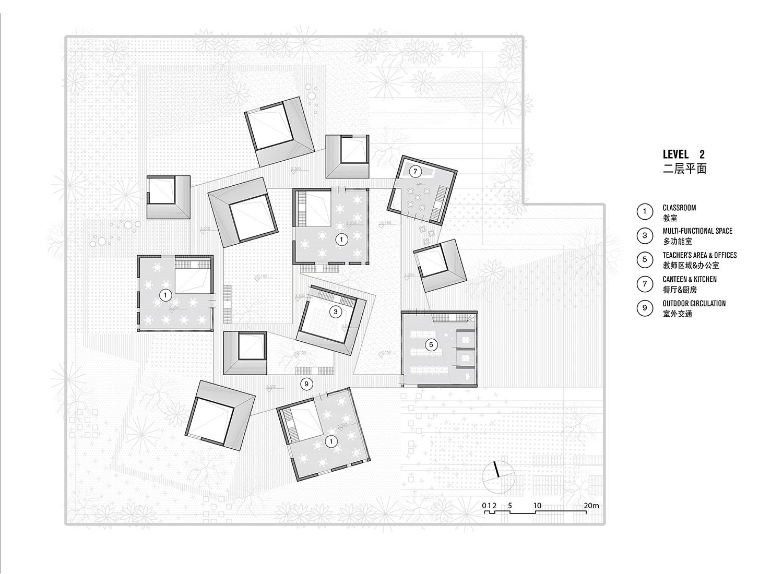 floor plan 2F Crossboundaries}