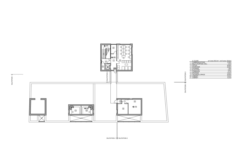 2 Floor Rechner Architects}