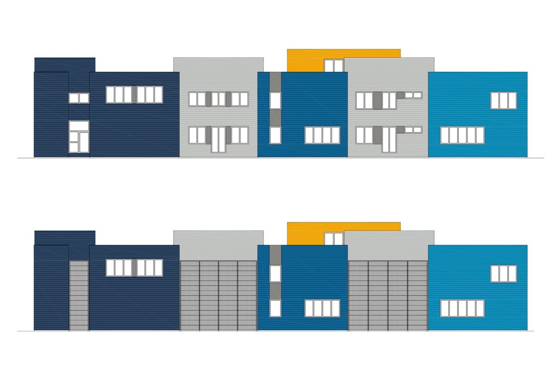Facade concept Rechner Architects}